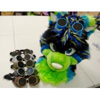 Steampunk/Rave Goggles